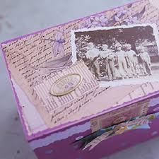 Memory Box Decorating Ideas How to Make a Memory Box Folder diy Mini craft and File folder 21