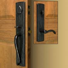 front door handle lockDouble Lock Front Door Hardware  http