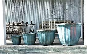 prescott glazed outdoor pottery
