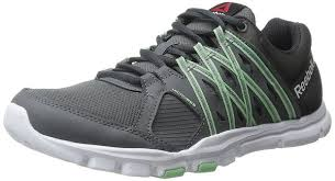 reebok yourflex trainette. reebok yourflex traine tte 8.0l mt alloy - coal seafoam green white reebok yourflex trainette