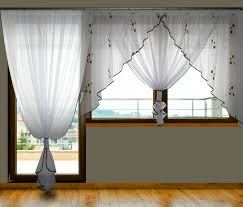 Gardinen Reizvoll Blumenfenster Design Atemberaubend Within Modern