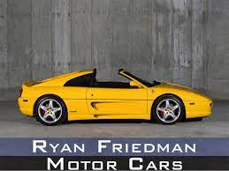 1999 Ferrari F355 Gts For Sale Classiccars Com Cc 1069836