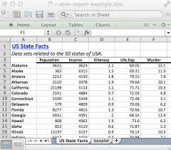 Sample Evaluation Report Mesmerizing R Xlsx Package A Quick Start Guide To Manipulate Excel Files In R