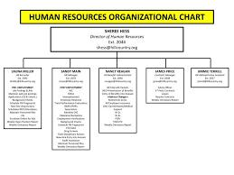 Benefits Of Organizational Chart Ppt Human Resources Organizational Chart Powerpoint
