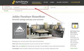 Ashley Furniture Bill Paydesign
