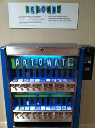 Artomatic Vending Machine Fascinating Spotted At The National Portrait Gallery Cigarette Vending Machine