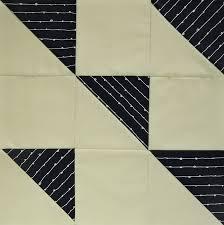 Modern HST Sampler QAL | Blossom Heart Quilts & Modern HST Sampler quilt block Formation Adamdwight.com