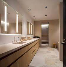 bathroom lighting contemporary. Denver Modern Bathroom Lighting Contemporary With Details Drawer Vanities Tops Natural Stone Floor E