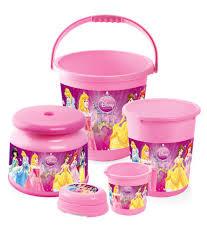 Joyo Disney Kid's Special Bathroom Set (Princess) - 5 pcs: Buy ...