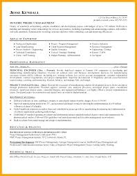 Project Manager Resume Samples Thrifdecorblog Com