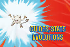 Pokemon Lets Go Mankey Guide Stats Locations Evolutions