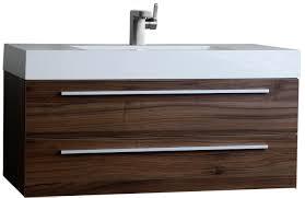 39 Bathroom Vanity Buy 3925 Inch Contemporary Bathroom Vanity Walnut Tn T1000 Wn On