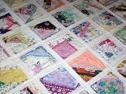 Ladies handkerchiefs make great quilts   SEW What   Pinterest ... & Ladies handkerchiefs make great quilts Adamdwight.com