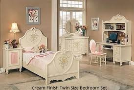 Amazing ... Twin Bedroom Furniture Adordable Design White Baby Pink Color Dresser  Fur Carpet Cute Dog Chair Mirror ...