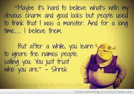 Shrek Quotes Enchanting Shrek The Third Quotes QuotesGram Beauty Pinterest Shrek And
