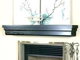 fantastic mantel shelf for fireplace floating surround modern shelves shaker style