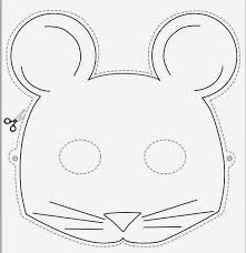 mouse elephant mask template sample customer service resume on resume templates for servers
