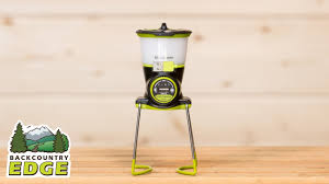 Goal Zero Lighthouse <b>Mini USB Rechargeable</b> Lantern - YouTube