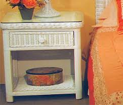 Wicker Bedroom Furniture