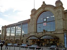 Hamburg Dammtor Railway Station
