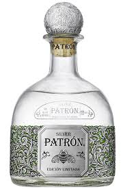 Jump in the fire 5. 2019 Limited Edition Patron Silver 1 Liter Patron Tequila