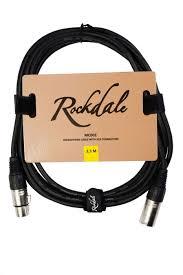 <b>ROCKDALE</b> MC001.3.3 Микрофонный <b>кабель</b> с разъёмами <b>XLR</b> ...