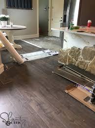 laminate flooring in my kitchen
