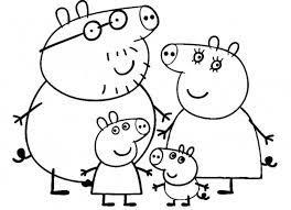 Ci sono migliaia di pagine in cui. Disegni Da Colorare Per Bambini Peppa Pig Mamme Magazine