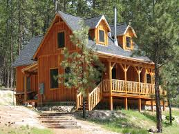 build small timber frame house plans