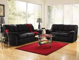 Living Room Black Leather Sofa Decorate Living Room With Black Leather Sofa Nomadiceuphoriacom