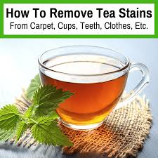 Using supplies, you already bought from the retail stores, you can easily eliminate the coffee stains from carpet, sofa or upholstery just as successfully, but less expensively, as purchasing commercial carpet cleaning detergents. How To Remove Tea Stains From Carpet Cups Teeth Clothes Etc
