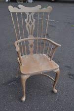 pennsylvania house english windsor oak arm chair