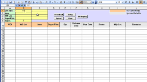 purchase order log template excel purchase order log excel yaruki up info