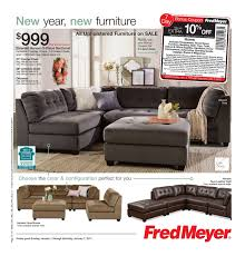 furniture sale ads. Fred Meyer Furniture Ad January 1 - 7, 2017 Http://www Sale Ads