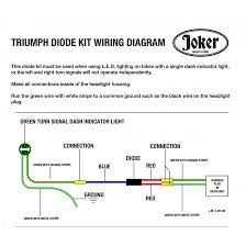 kuryakyn metric bike diode kit metric bike diode kit