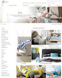 Snooze Bedroom Furniture Gallery Australian Web Awards 2016