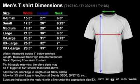 3xb Size Chart Sizing Chart Jack Of All Trades Jack Of All Trades Clothing