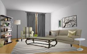 cool gray paint colorsLiving Room Paint Grey Blue  Centerfieldbarcom