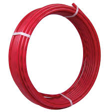 Pex Pipe Problems Sharkbite 3 4 In X 100 Ft Red Pex Pipe U870r100 The Home Depot
