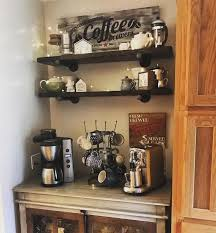Maybe you would like to learn more about one of these? 45 Awesome Diy Coffee Bar Ideas Designs 2021 For Your Kitchen