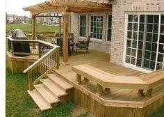 backyard decking designs.  Designs 4 Tips To Start Building A Backyard Deck Decking Designs