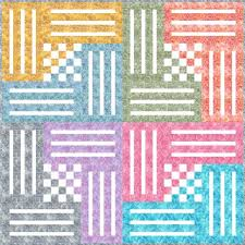 Licorice Whip Designer Pattern: Robert Kaufman Fabric Company &  Adamdwight.com