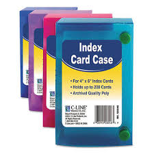 tab index cards caliber 5 tab index card case coupon organizer assorted colors