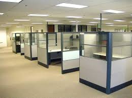 small used cubicle walls for office