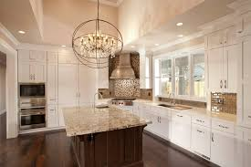 orb crystal chandelier for kitchen