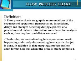 Work Simplification Process Charts And Flow Diagrams Work Study Methods Study