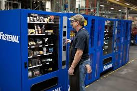 Fastenal Vending Machine Classy Vending Machines Keep Technicians Safe And Supplied Cleaner