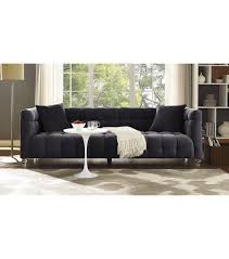 Grey Tufted Sofa46