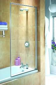 bathtub splash guard shower guards chic bathroom amazing small close up bathtub splash guard menards tire