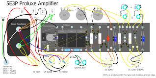 amp build 5e3p proluxe diylc layout creator file
